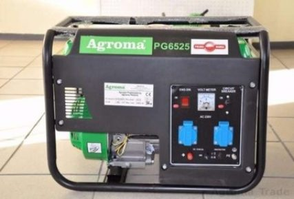 Agregat Agroma PG6525P 6.5km 2800 W HIT